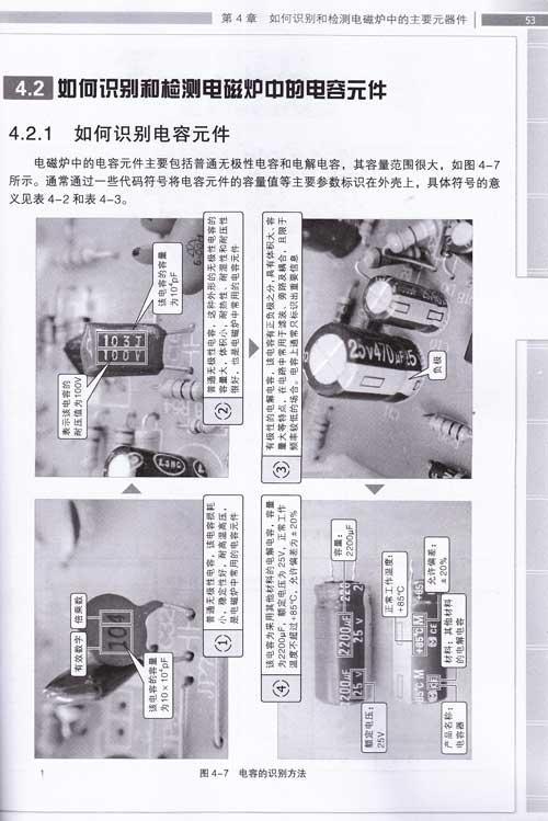 7如何识别和检测电磁炉中的集成电路 4.