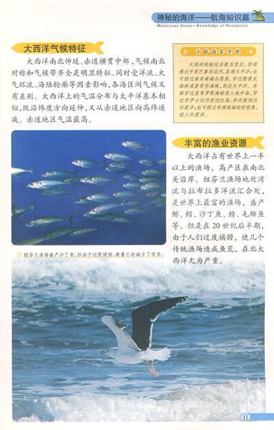 《神秘的海洋——航海知识篇(青少》