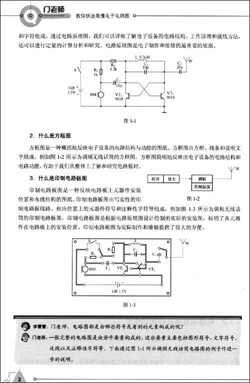 214 第7课  电路图实例分析 第1讲 自动选台立体声调频收音机 216 7.