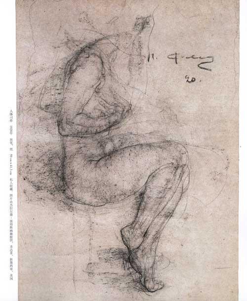 菲钦人体结构素描 (俄)嘉莉娜·p.图鲁萨科娃