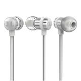JBL  T190A ( 银色)立体声入耳式耳机