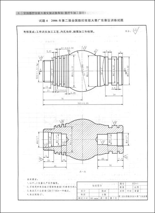 技师论文_数控铣主轴变速箱_数控铣烟灰缸图纸_数控 ...