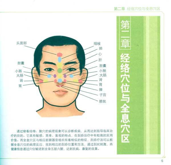 图解简易刮痧疗法--中医养生-文轩网