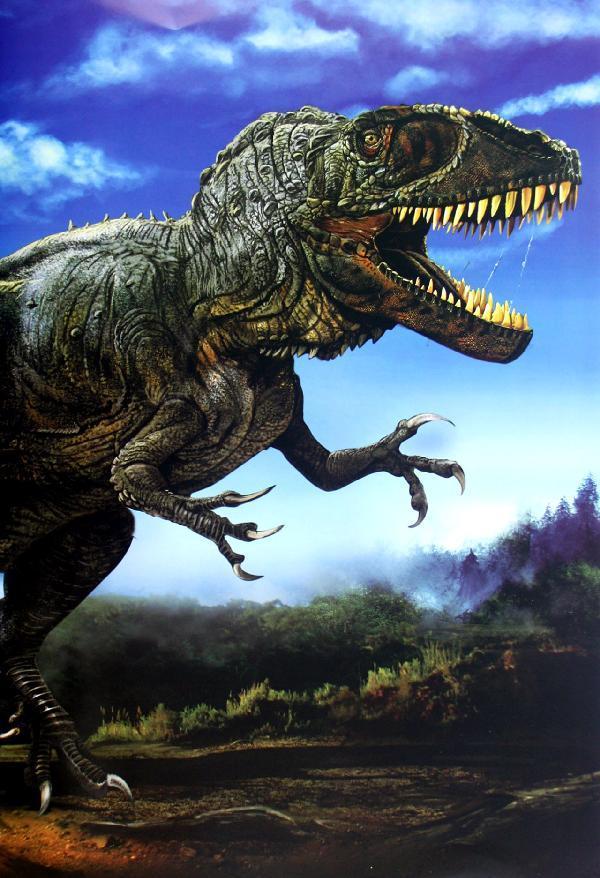 可爱恐龙手机纸壁