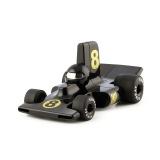 playforever 玩具車 疾馳卡丁車系列艾米樂 黑色