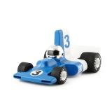 playforever 玩具車 疾馳卡丁車系列洛倫佐 藍色