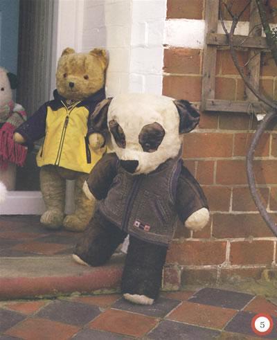 泰迪熊版/我的第一次:泰迪熊版/我的第一次/第一天上幼儿园(全彩)