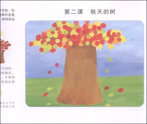 儿童风景水粉画范画 儿童风景简笔画大全 儿童线描画范画