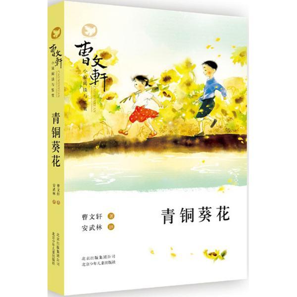 曹文轩小说阅读与鉴赏青铜葵花