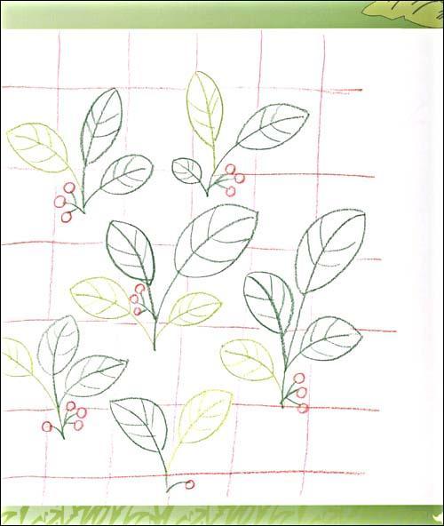 幼儿园撕纸步骤简笔画