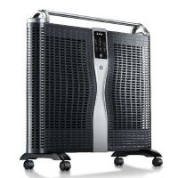 艾美特HC22069R立体快热电暖炉室内加热器电暖气电暖器取暖器静音