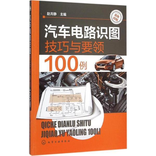 汽车电路识图技巧与要领100例
