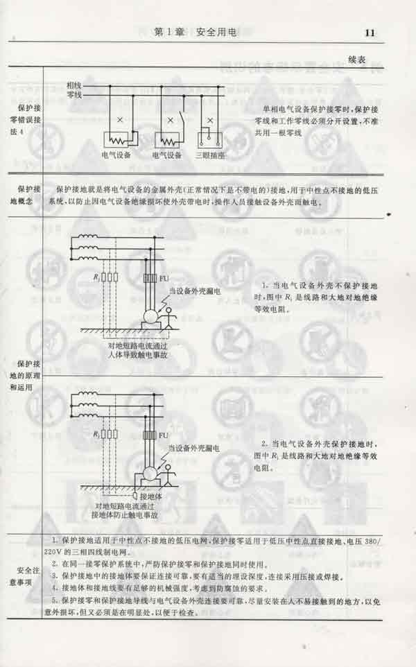 中级电工实操考试仪表电路图