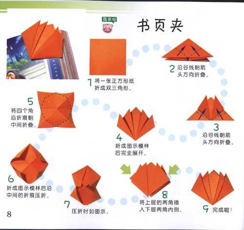 目录 基本折法4 书页夹8 小房子9 枫叶10