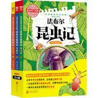 自然科普百年新万博官网manbetx:法布尔昆虫记(全彩美绘本)