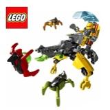 乐高 正品 LEGO 英雄工厂 L44015 翼豪步行者机甲