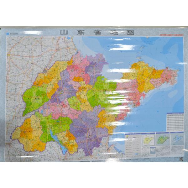 地图 中国地图  定  价 : ¥40.00 文 轩 价 : ¥21.60(5.