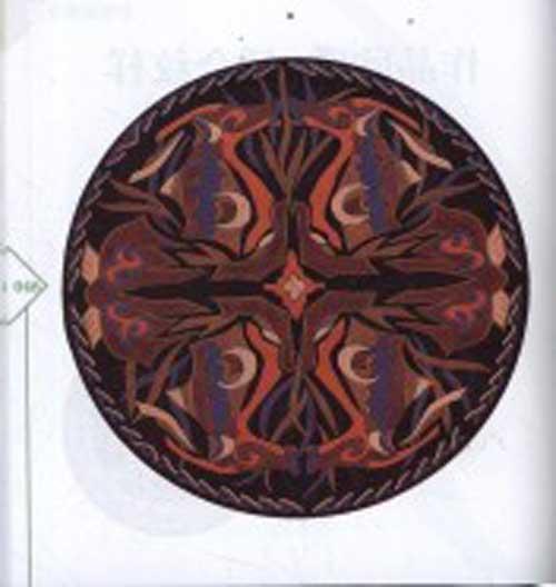 图案绘制的基本步骤 作品欣赏:单独纹样 作品欣赏:适合纹样 作品欣赏