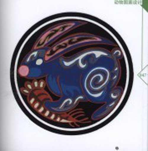 图案设计教学精品丛书——动物图案设计-广西美术