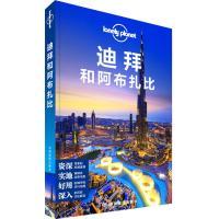 孤独星球Lonely Planet旅行指南系列:迪拜和阿布扎比(中文第1版)