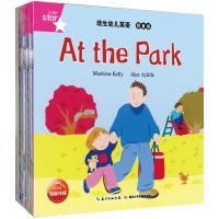培生幼儿英语(预备级)含35册图书,2张英式发音CD