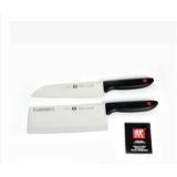 双立人TWIN Point 中片刀+多用刀 礼盒 ZW-K12