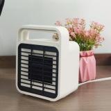 西哲暖风机 HT-108(WH) 西哲暖风机取暖器家用办公室节能省电速热电暖气 白色